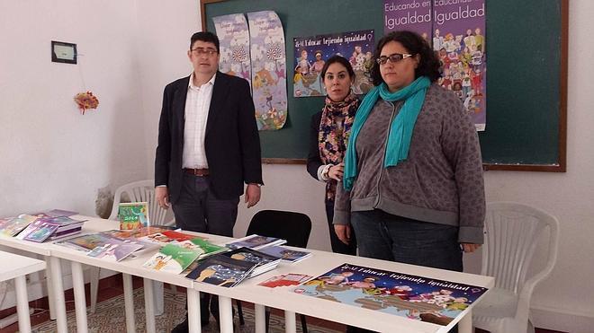 La fundación Ruy López y UGT refuerzan la multiculturalidad e igualdad en cien niños