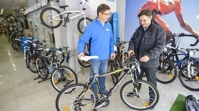 La venta de bicicletas continúa en alza en la provincia pese a la crisis