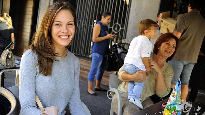 Jessica Bueno quiere ser una 'it girl'