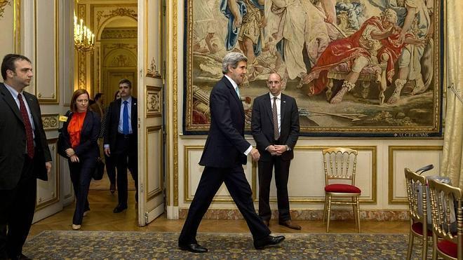 Kerry dice que Lavrov «tiene la última palabra» sobre Crimea