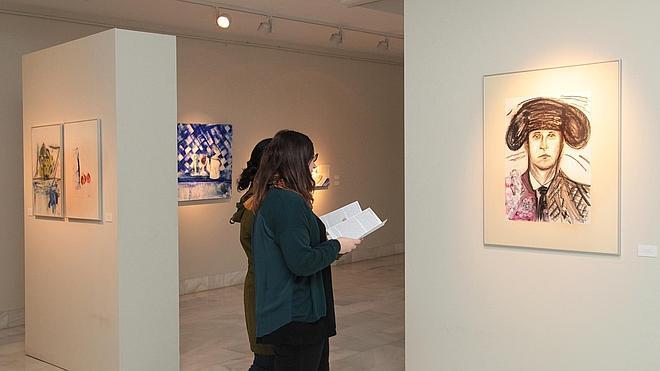 Exposición pictórica 'Naturalezas vivas'
