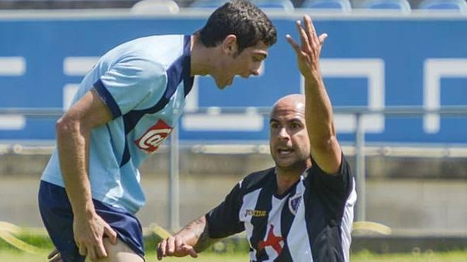 Complejo rush final del Badajoz CF
