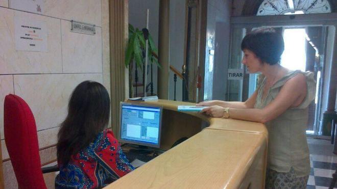 La biblioteca de Villanueva ya presta libros en formato digital