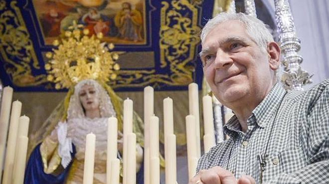 «Cuando vi a la Virgen bajo el palio sentí lo que un hijo siente por su madre»