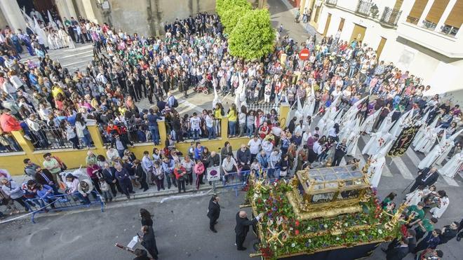 El silencio de San Roque y el muñidor de la Vera Cruz