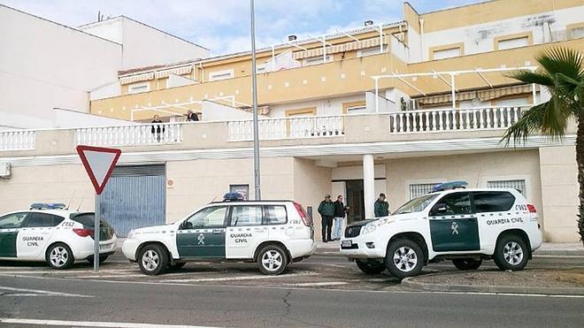 Tres detenidos en otra operación antidroga en Don Benito