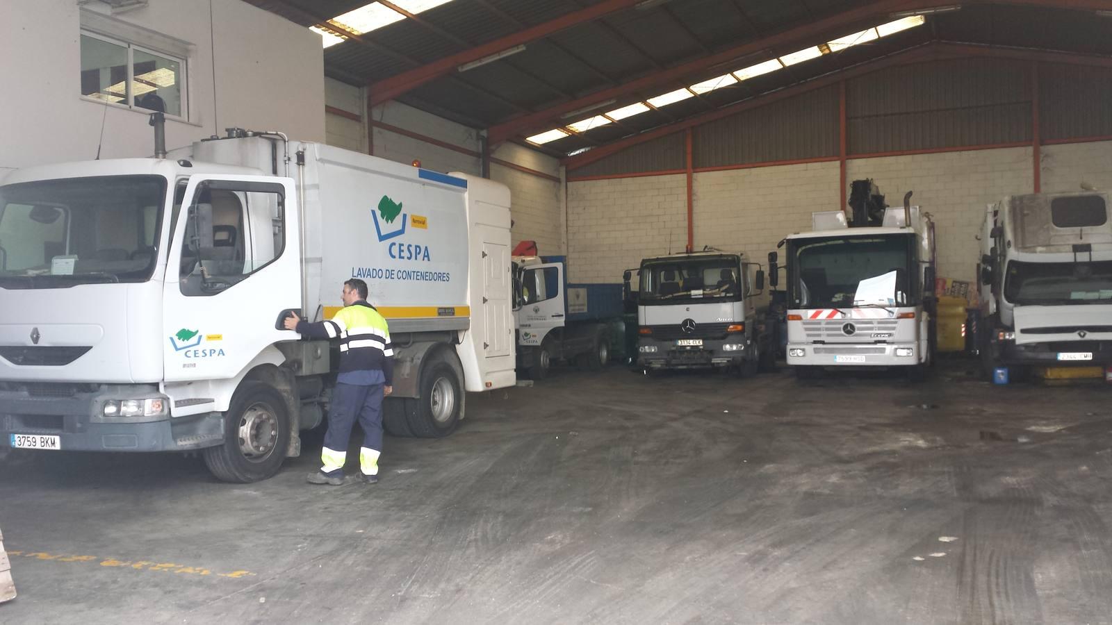 La empresa Cespa mejorará el servicio de limpieza