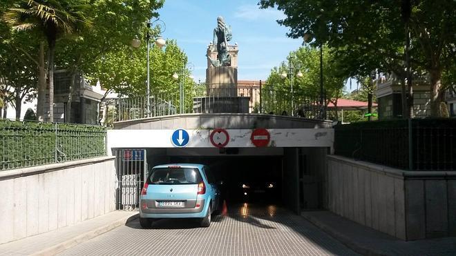 El parking subterráneo será de 24 horas tras acabar su ampliación