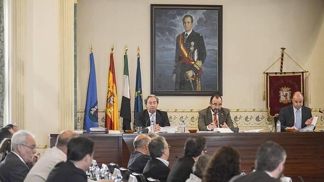 La Diputación de Badajoz aprueba el plan especial de empleo de 40 millones