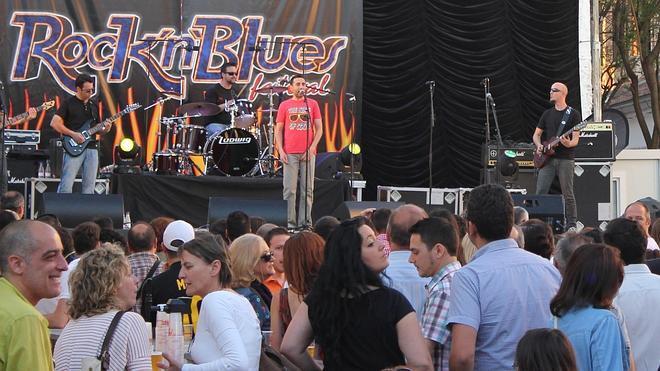 El festival 'Rock'n Blues' se va a la Plaza de Toros
