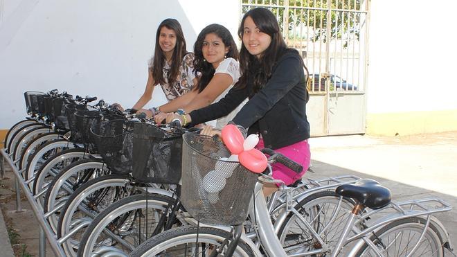 Campaña de control del uso del casco en bicicleta