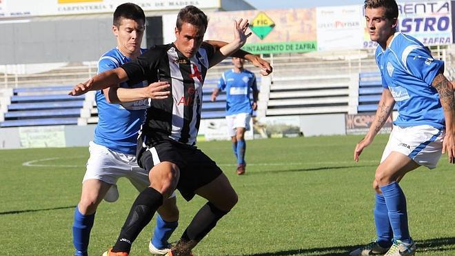 El Badajoz CF gana sin premio