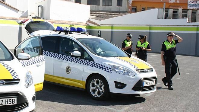 La Policía actúa tres veces contra un delincuente en una semana