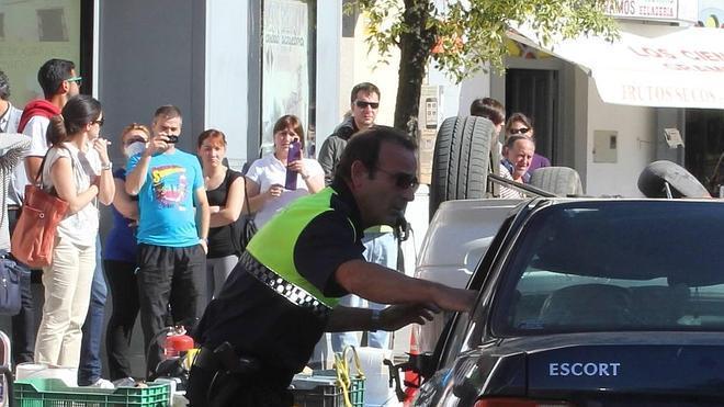 La Policía Local realizará más controles de alcoholemia en la ciudad