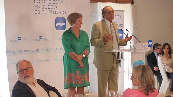 Gallego pide a Cañete un reparto más justo de los fondos europeos