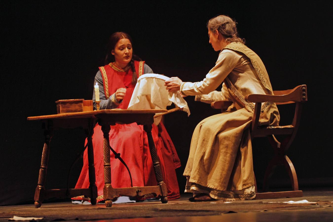 La ESAD pone en escena 'Abravanel' dentro del Festival de Teatro