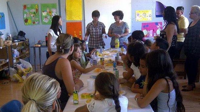 Campamento bilingüe de verano para las familias monoparentales