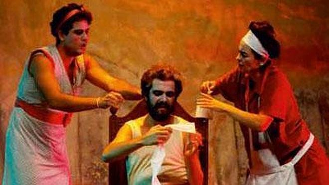 Cáceres estrena 'El enfermo imaginario' de Molière en versión en clave clown