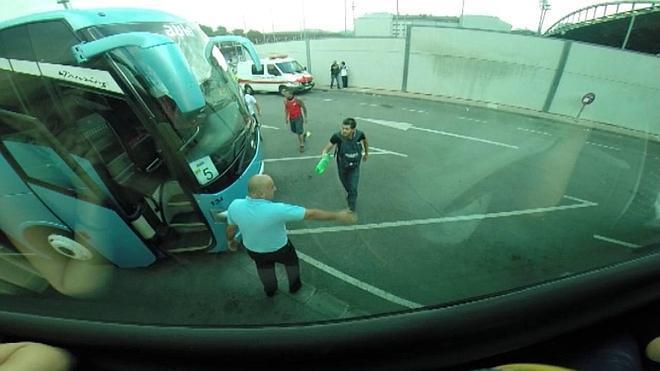 La Confederación Española de Policía condena los incidentes entre aficionados en Langreo