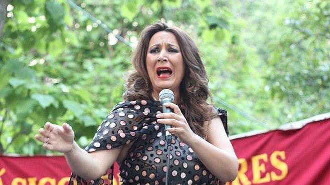 El espectáculo 'Mujeres.ex' cerró ayer el Festival de Cáceres