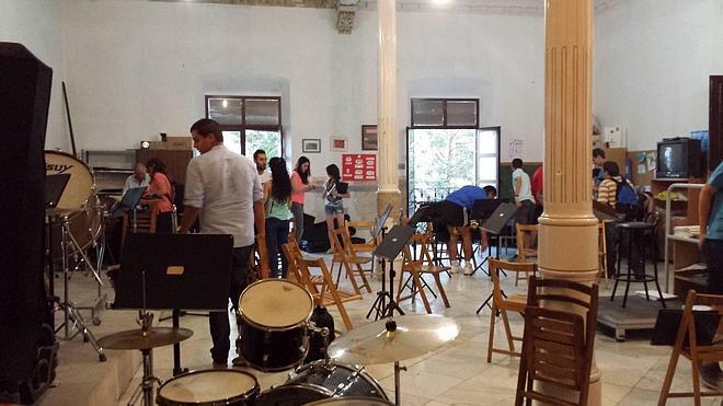 El Instituto de Jazz atrae a 35 alumnos este verano