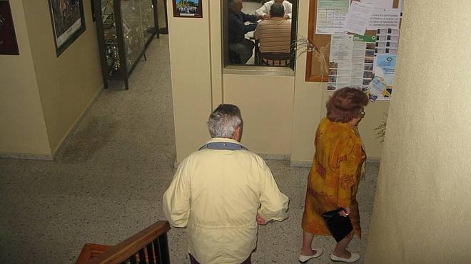 Los mayores participarán este jueves en el 'día del abuelo'