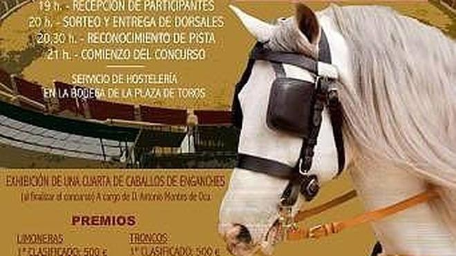 Almendralejo celebrará el III Concurso de Enganches