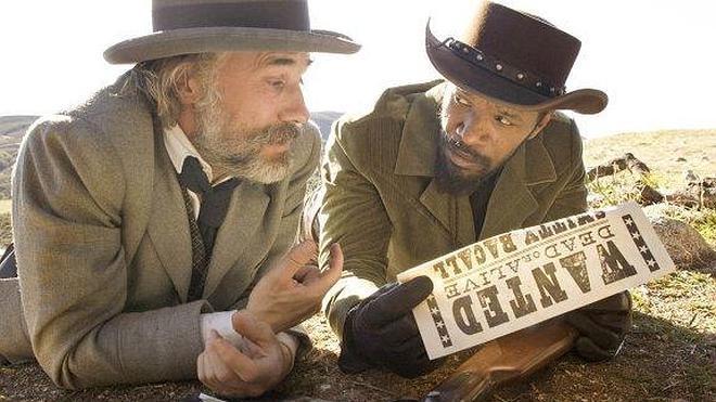 Capitol proyecta la película 'Django desencadenado'