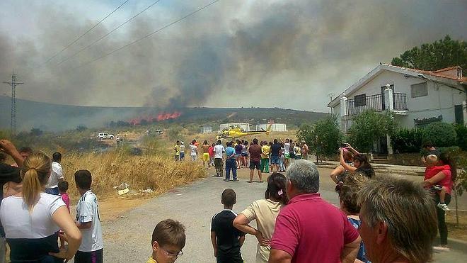Imputados dos trabajadores de una empresa de ingeniería en el incendio de Rena