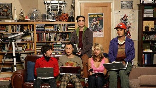 'The Big Bang Theory' y las deidades televisivas