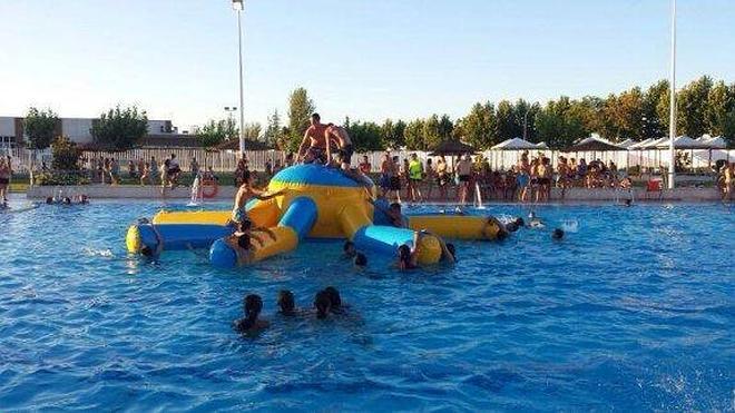 Villanueva acoge el próximo viernes su segunda fiesta del agua de este verano