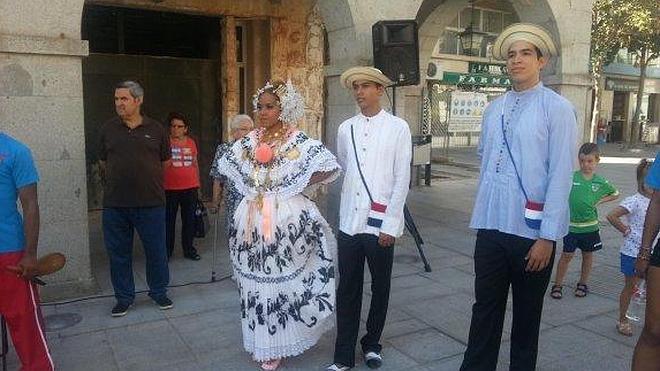 Gran ambiente en el Festival Internacional de Folklore