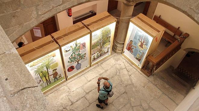 Exposición de fotografías sobre el Tajo Internacional y Alqueva