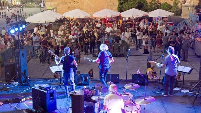 Escenario Amex ofrece cerca de una decena de conciertos