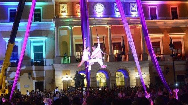 Badajoz acoge una nueva edición de La Noche en Blanco