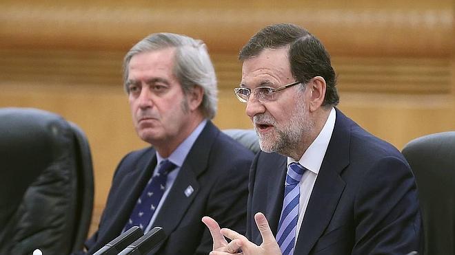 Rajoy traslada saludos de «Juan Carlos II» al presidente chino