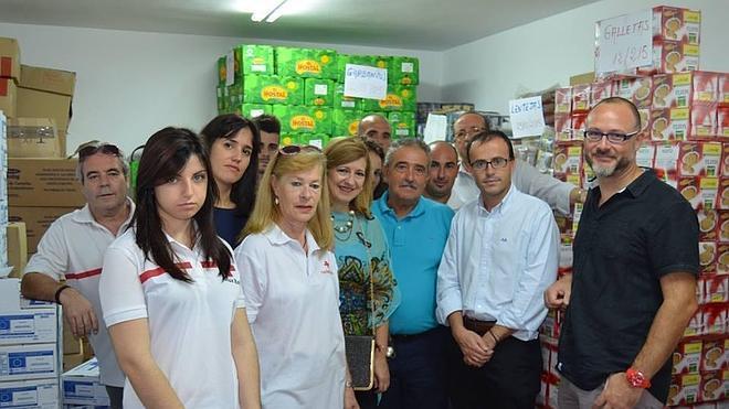 Cruz Roja estrena dependencias en Conquistadores