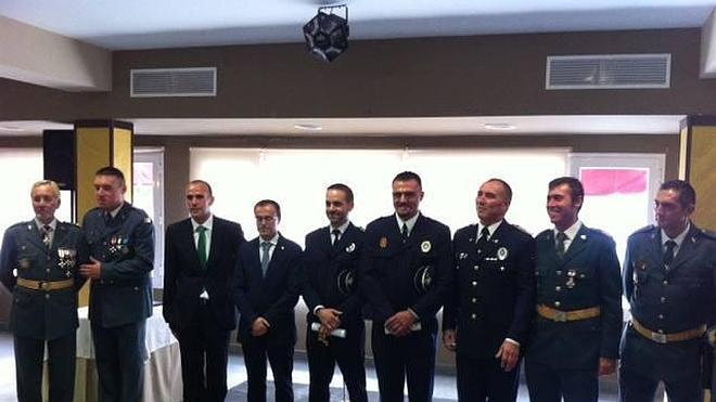 Distinciones de la Guardia Civil
