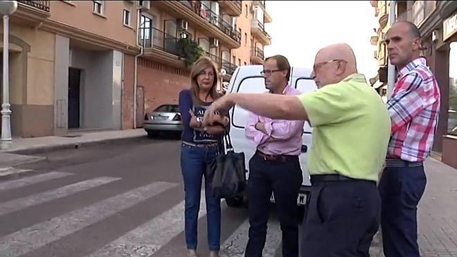 Piden que la calle Sierra Nevada de Los Pinos sea de sentido único
