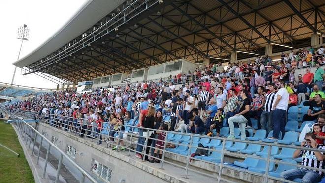 El Badajoz, de visitante en el Nuevo Vivero