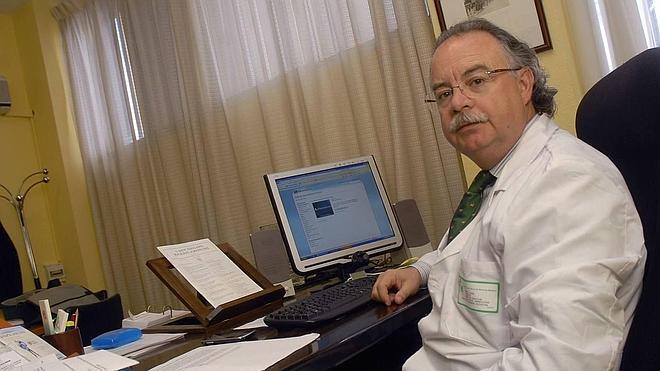 Agustín Muñoz Sanz habla sobre el ébola