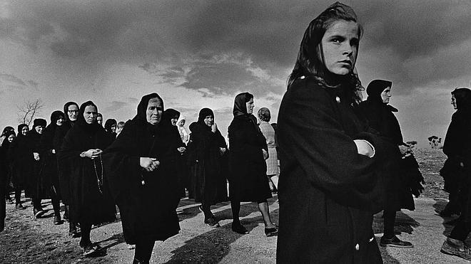 Exposición de Rafael Sanz Lobato. Fotografías 1960-2008