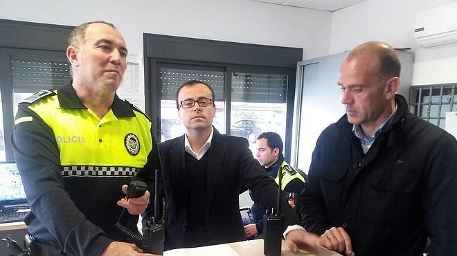 La Policía Local estrena modernas comunicaciones
