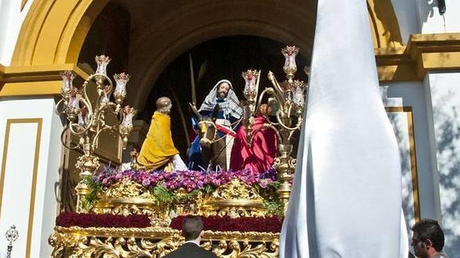 La Borriquita inaugura hoy la Semana Santa pacense