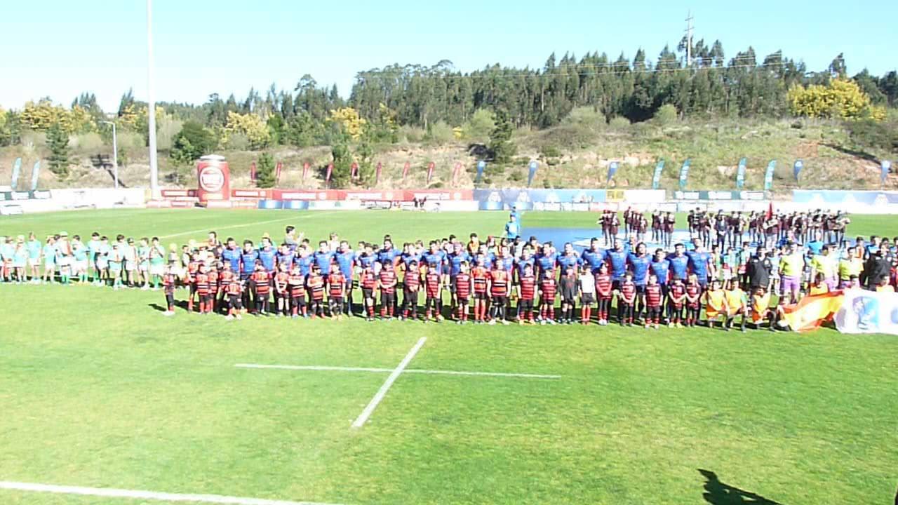 El rugby en Badajoz camina con paso firme