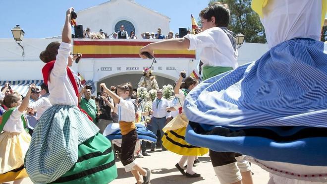 Extremadura se va de romería