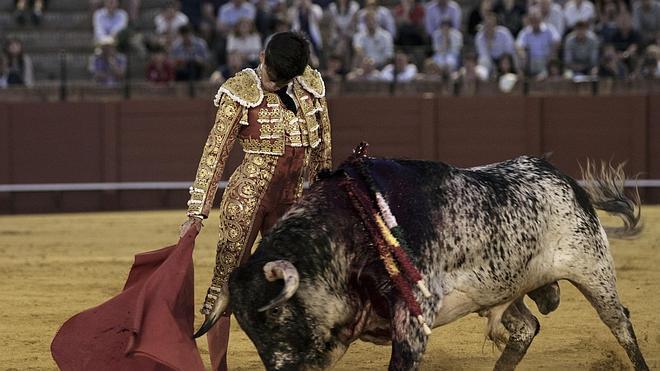 """José Garrido: """"Tengo un techo muy alto por alcanzar en el toreo"""""""