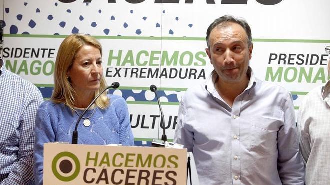 Laureano León da por perdida la Diputación de Cáceres
