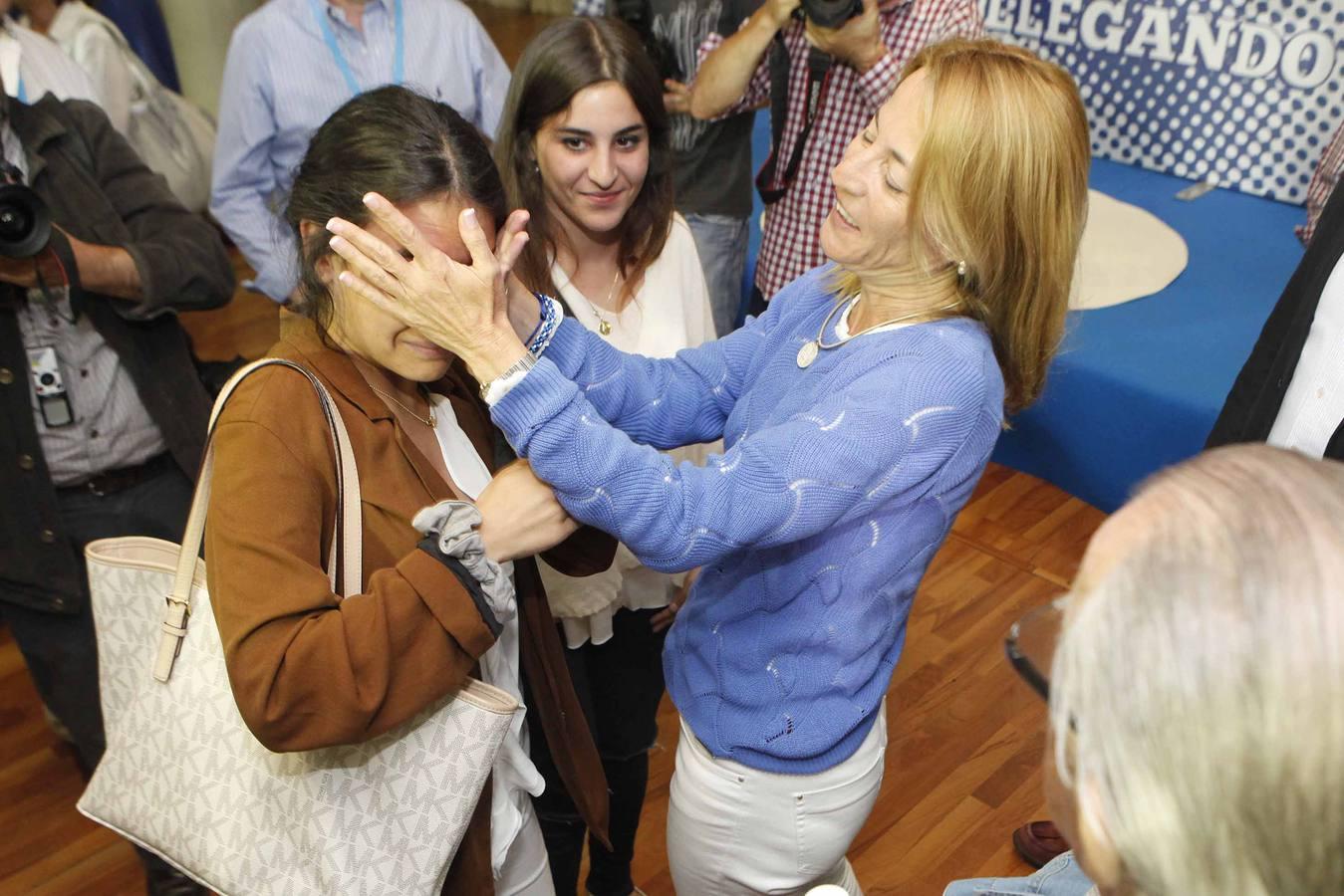 Ciudadanos exige a Nevado dimitir de senadora «antes de empezar a hablar»