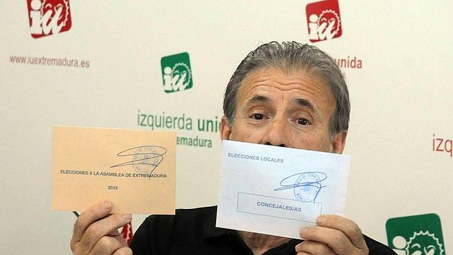 IU acudirá al TSJEx para que se revisen los votos nulos de la provincia de Badajoz